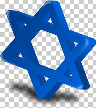 Hanukkah Star Of David Menorah Judaism PNG