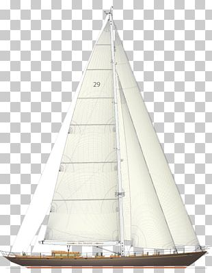 Sail Clipper Yawl Cat-ketch Scow PNG