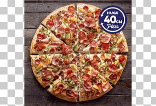 California-style Pizza Sicilian Pizza Domino's Pizza Menu PNG
