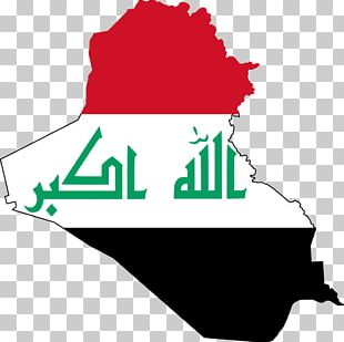 Flag Of Iraq National Flag Flags Of Asia PNG