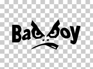 Decal Bad Boy Sticker Logo PNG