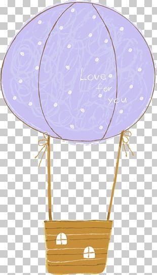 Hot Air Balloon Flight PNG