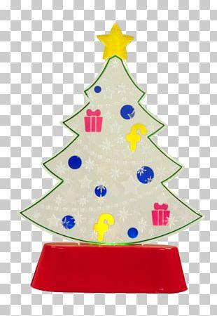 Christmas Tree Christmas Ornament Spruce Fir PNG