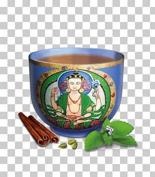 Green Tea Masala Chai Matcha Yogi Tea PNG