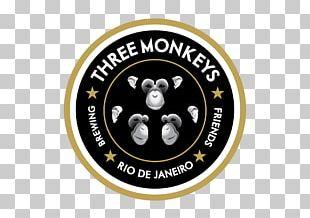 Three Monkeys Beer India Pale Ale Brewery PNG