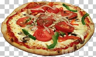 California-style Pizza Sicilian Pizza Cuisine Of The United States Hamburger PNG