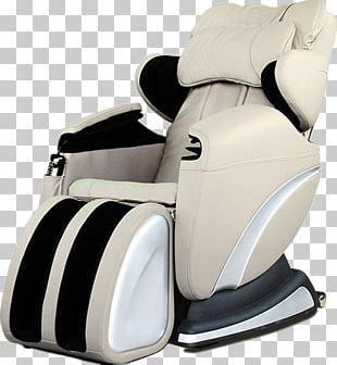 Massage Chair Shiatsu Pedicure PNG
