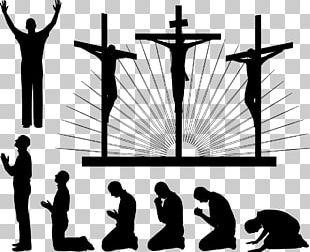 Religion Christian Cross Christianity Prayer PNG