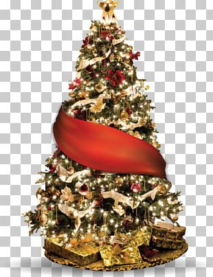 Christmas Tree Christmas Decoration Christmas Ornament PNG