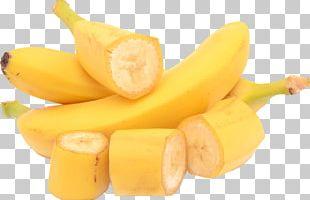 Cooking Banana Fruit Golden Banana Peel PNG