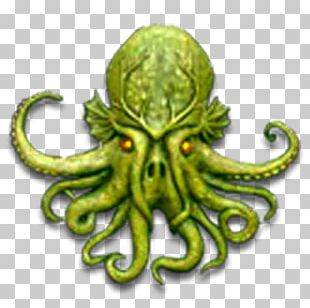 The Call Of Cthulhu Octopus Cthulhu Mythos Elder Sign PNG