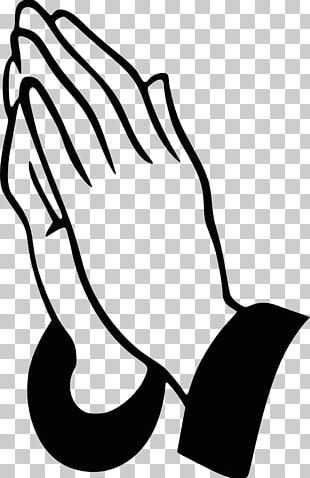 Praying Hands Drawing Prayer Coloring Book PNG