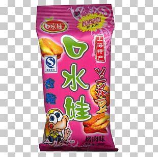 Junk Food Bean Flavor Snack PNG