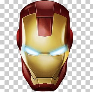 Iron Man Mask PNG