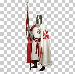 Middle Ages Crusades Knight Crusader Surcoat Knights Templar PNG