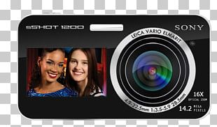 Point-and-shoot Camera Electronics Photography Digital Data PNG