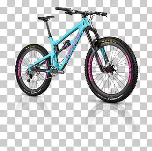 Santa Cruz Bicycles Santa Cruz Nomad Mountain Bike PNG