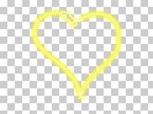 Body Jewellery Necklace Heart Font PNG