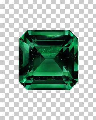 Emerald Gemstone Birthstone Jewellery PNG