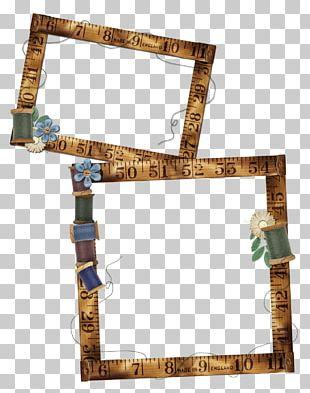 Paper Digital Scrapbooking Frames PNG
