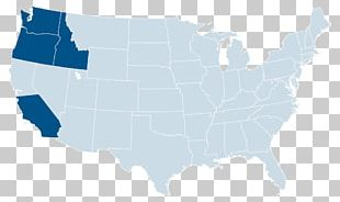 United States Red States And Blue States US Presidential Election 2016 World Map PNG