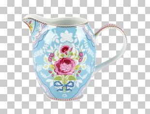 Teapot Crock Saucer Jug PNG