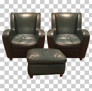 Furniture Club Chair Foot Rests Couch PNG