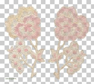 Lace Flower PNG