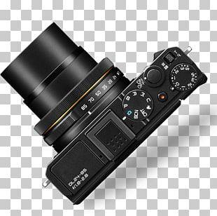 Mirrorless Interchangeable-lens Camera Camera Lens Point-and-shoot Camera Nikon DL24-85 F/1.8-2.8 PNG