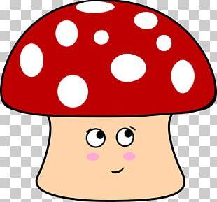 Mushroom The Smurfs Amanita Muscaria Fungus PNG