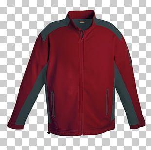 Polar Fleece Jacket Outerwear Sleeve Shirt PNG