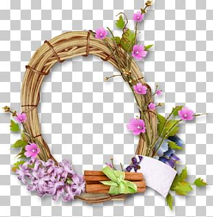 Floral Design Wreath Cut Flowers PNG