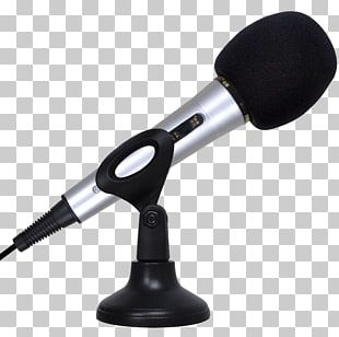 Microphone Singing PNG