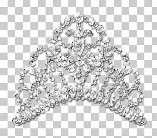 Tiara Diamond Crown PNG