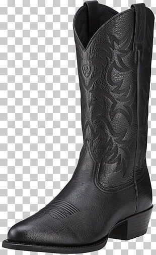 Cowboy Boot Motorcycle Boot Tony Lama Boots Justin Boots PNG