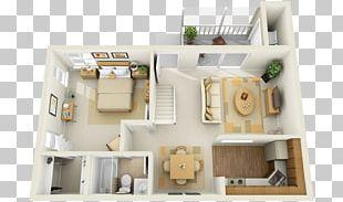 Studio Apartment House Renting Floor Plan PNG