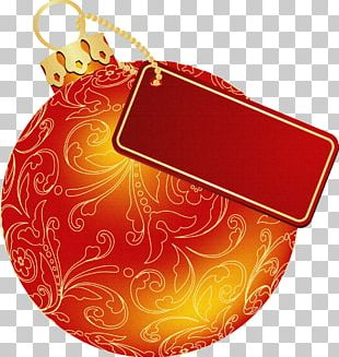 Christmas Ornament Toy Information PNG