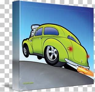 Volkswagen Beetle Model Car Automotive Design PNG
