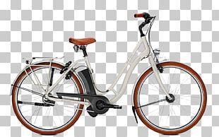 BMW I8 Kalkhoff Electric Bicycle Gazelle Orange C7 HFP (2018) PNG