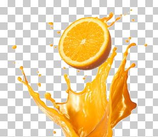 Orange Juice Orange Drink Tangerine PNG