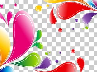 Shape Drop Color Euclidean PNG