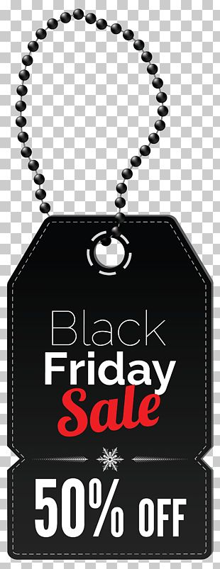 Black Friday Sales PNG