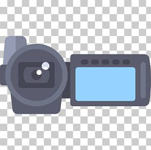 Camcorder Scalable Graphics Icon PNG