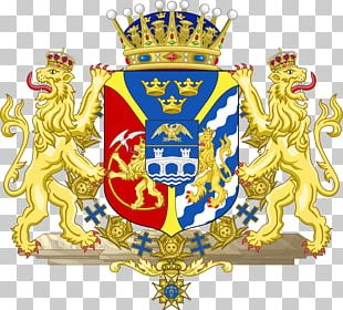 Union Between Sweden And Norway Crest Coat Of Arms PNG