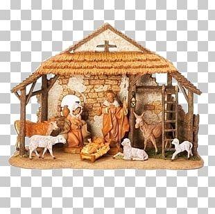 Nativity Scene Manger Christmas Day Bethlehem Nativity Set Nativity Set PNG