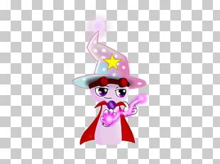 Christmas Ornament Cartoon Figurine Pink M PNG