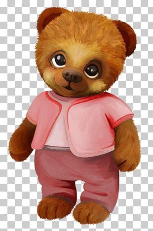 Teddy Bear Plush Stuffed Animals & Cuddly Toys PNG