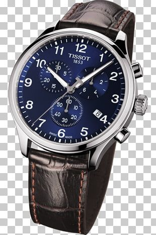 Tissot Chrono XL Watch Chronograph Strap PNG