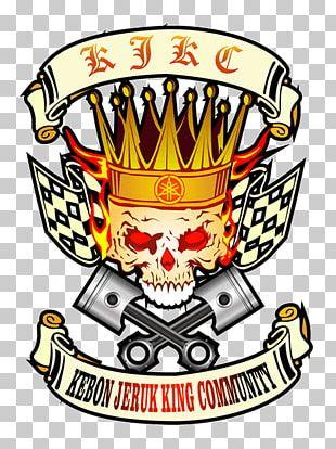 Logo Brand King Crown PNG