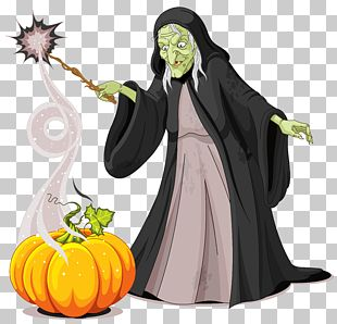 Halloween Witchcraft PNG